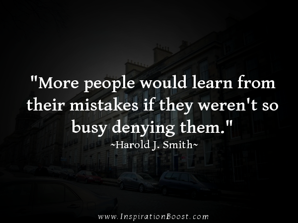 learning from mistakes quotations quotes quotesgram