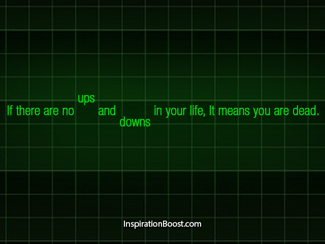 up and down quotes inspiration boost