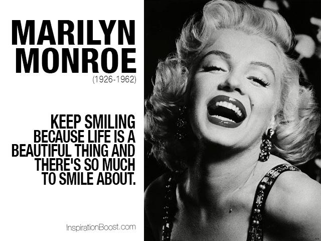 Motivational Quotes By Marilyn Monroe. QuotesGram