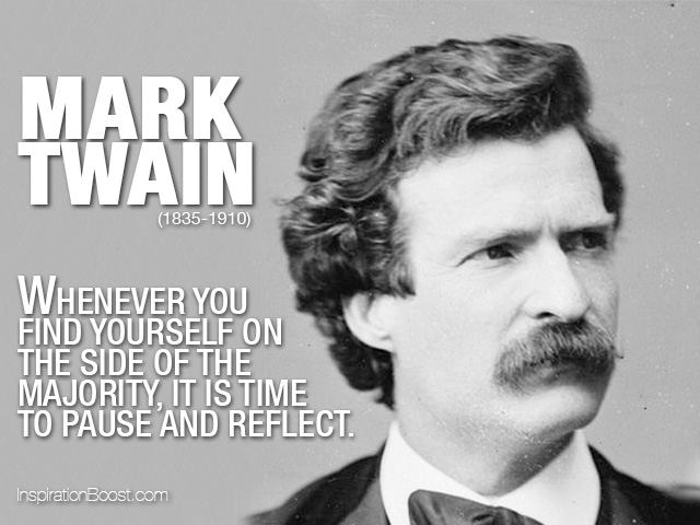 Mark Twain Quotes: Inspiration Boost
