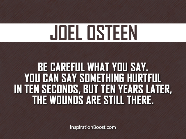 Pics Words Sayings: 25 Mind Blowing Joel Osteen Quotes
