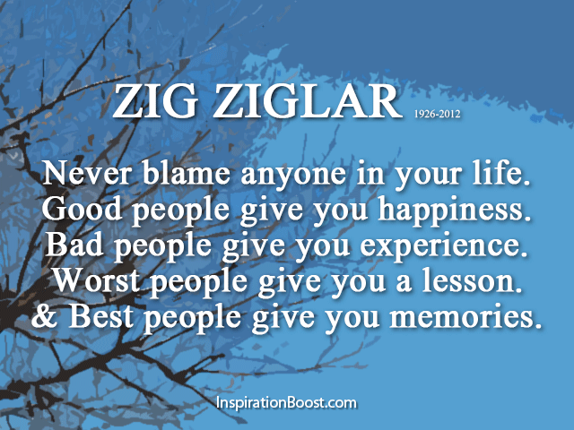 Zig Ziglar Quotes On Life