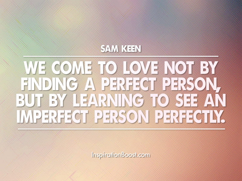 Perfect Love Quotes Adorable PerfectLoveQuote Inspiration Boost