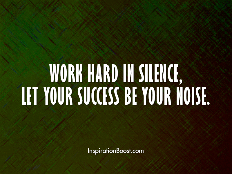 work hard success quotes inspiration boost