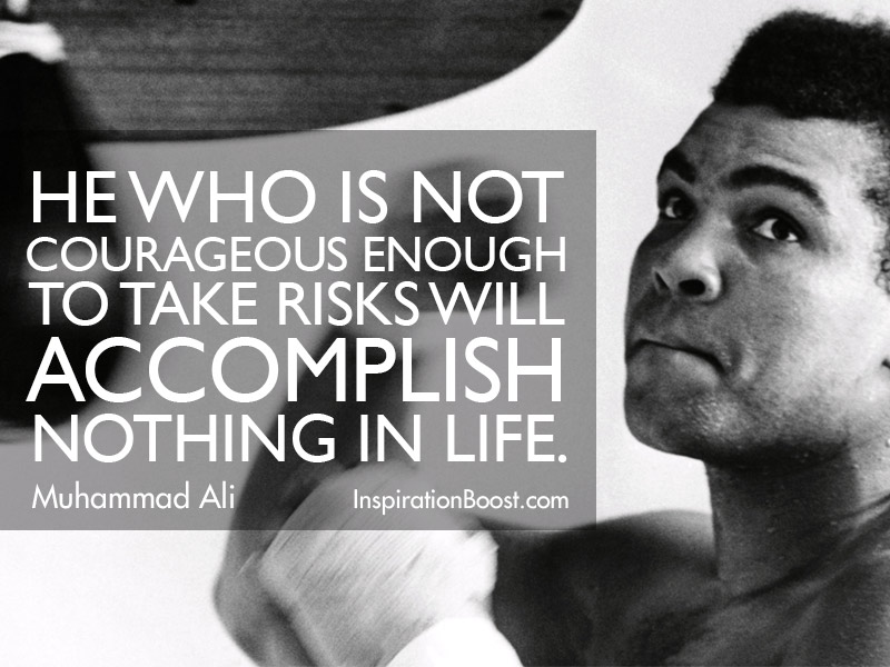 Muhammad-Ali-Life-Quote | Inspiration Boost